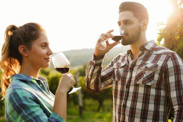 10 razões para tomar uma taça de vinho todos os dias