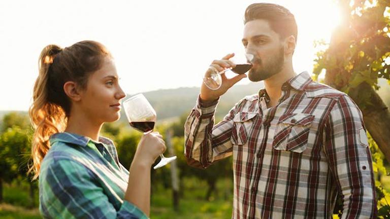Amantes de vinho possuem QI mais alto, segundo estudo