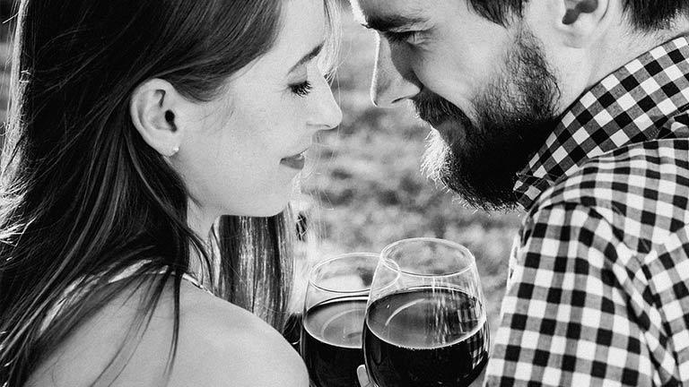 Dicas de Vinhos Para Namorar