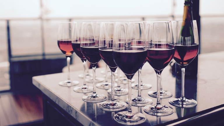 A temperatura ideal de cada tipo de vinho