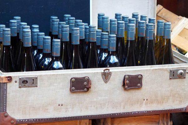 Quantas garrafas posso levar na bagagem do avião (voo internacional)?