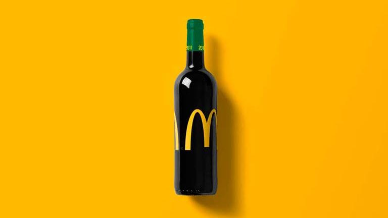 Como seria se algumas marcas famosas lançassem um vinho