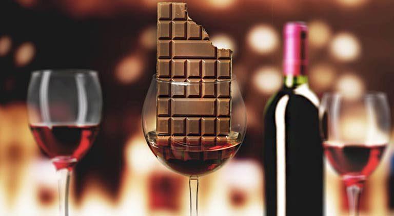 Como Harmonizar Vinho e Chocolate