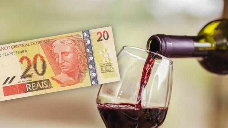 10 Bons vinhos para o dia a dia que custam menos de R$20