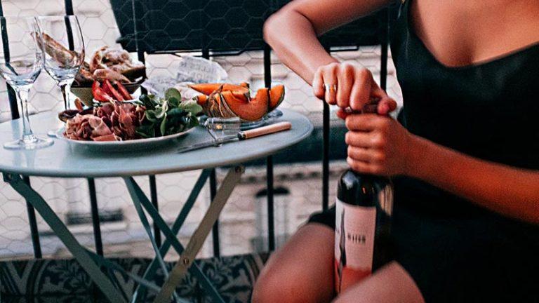 Consumo de vinho tem aumentado durante a quarentena!