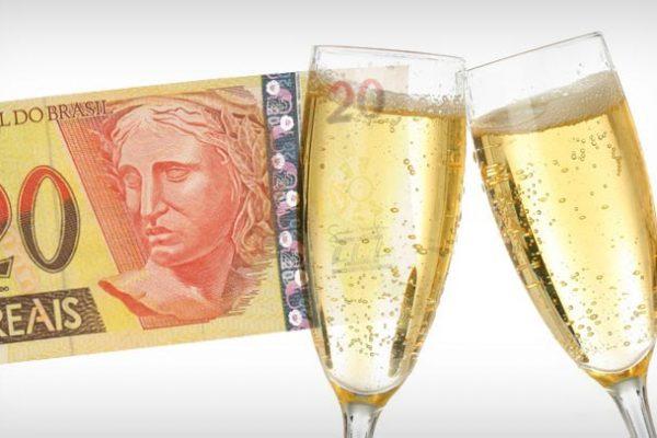 10 Bons Espumantes que Custam menos de R$20!