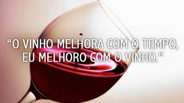 Frases sobre o Vinho