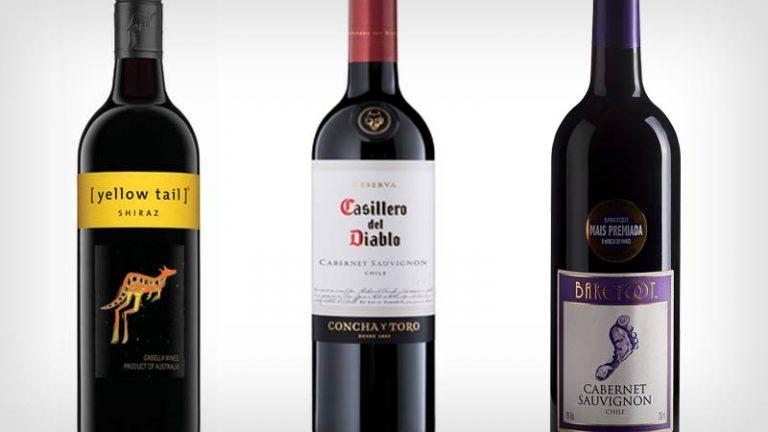 Quais são as melhores marcas de vinho?