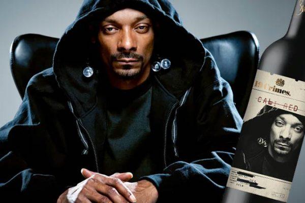 Snoop Dogg lança seu próprio vinho!