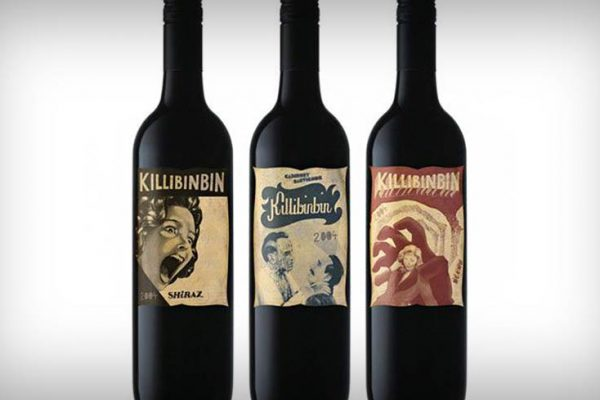 Vinhos com rótulos criativos
