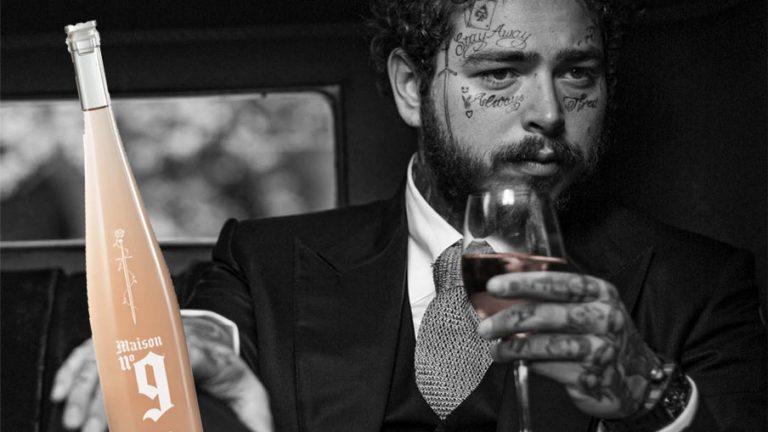 Post Malone lança sua própria marca de vinhos