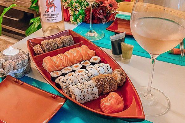 Vinho e Sushi: Como Harmonizar