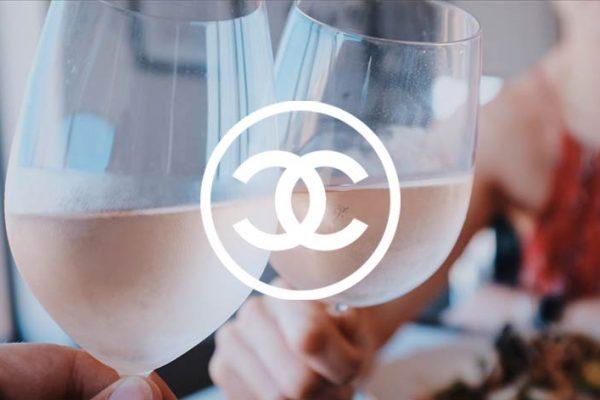 Chanel lança vinho rosé