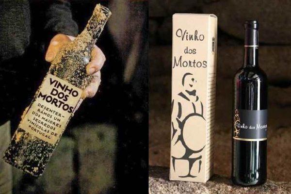 Vinho dos Mortos: Tradição portuguesa de enterrar e depois 'ressuscitar' os vinhos
