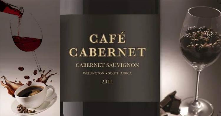 Degustamos o primeiro vinho Café Cabernet do mundo