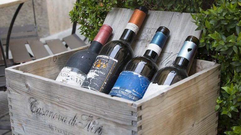Por quanto tempo você pode guardar uma garrafa de vinho