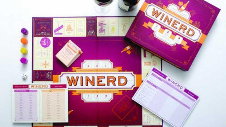 Jogos de tabuleiro para quem ama vinhos