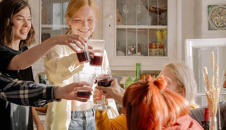 Menos frescura e mais vinho!