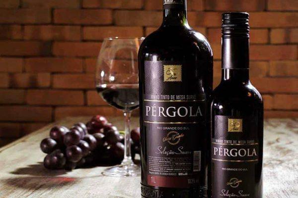Pergola Suave é o vinho mais vendido do Brasil em 2020