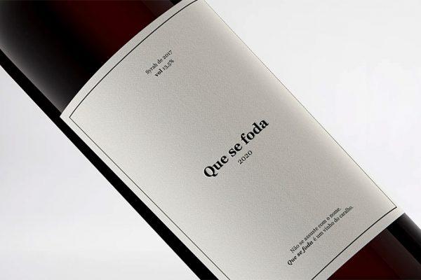 'Que se fod* 2020', a história do vinho que bombou na internet!