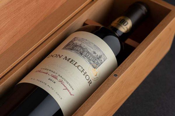 Os 10 melhores vinhos chilenos vendidos pelo mundo