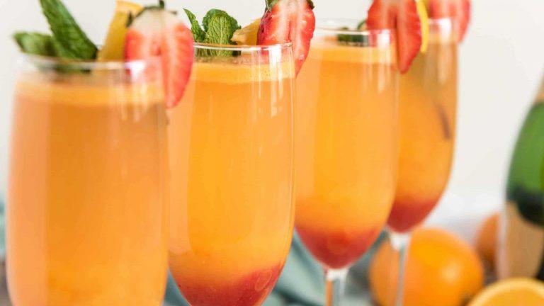 10 receitas de mimosas para testar já!