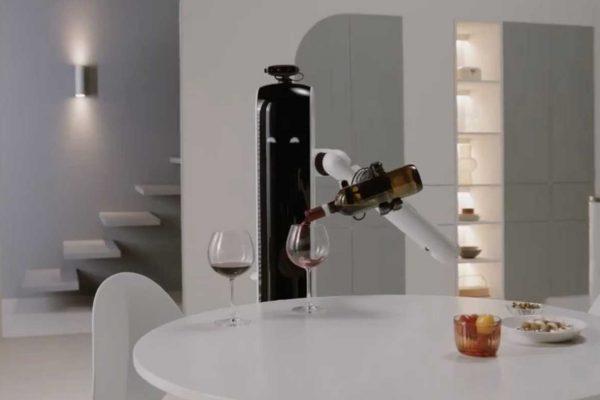 Samsung vai lançar um robô que traz e te serve vinho