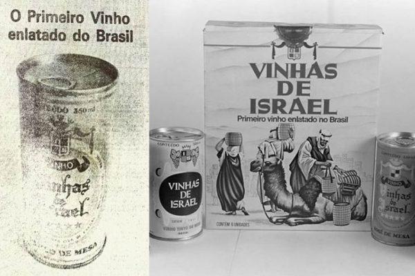 Primeiro vinho em lata do Brasil foi criado em 1972!