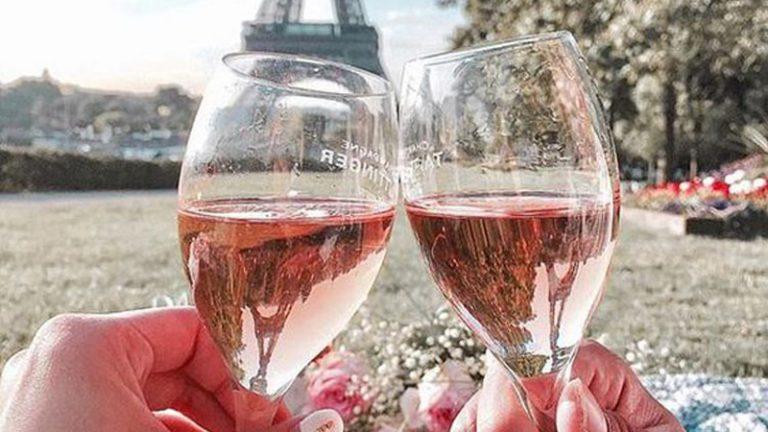 Ideias de fotos para fazer com vinho