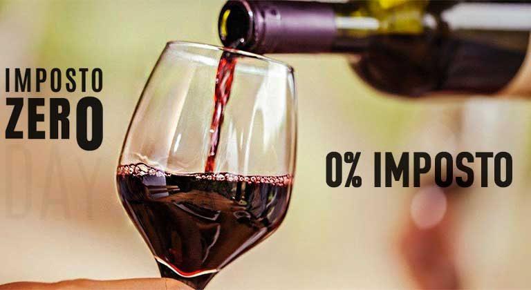 Wine zera impostos dos vinhos e descontos chegam a 70%